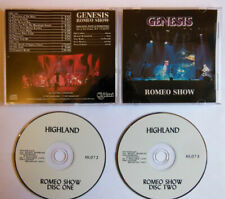 GENESIS   //  ROMEO SHOW  //   New York 1973