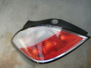 Holden Astra AH 2006 LH Tail Light Genuine