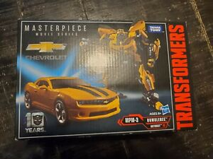 Transformers Masterpiece Bumblebee complete MPM-3 2007 Movie Takara OFFICIAL