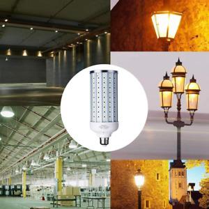 Corn Light E26 Bulb 60W LED 500W Equivalent 5500 Lumen 6500K Cool Daylight White