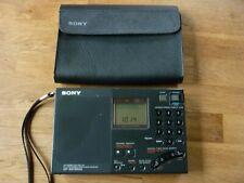 SONY ICF.SW7600G Weltempfänger mit SONY Tasche *TOP*