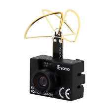 PRO FX797T FPV Ultra Micro Camera 5.8G 25mW 40CH Wireless Transmitter TX Antenna