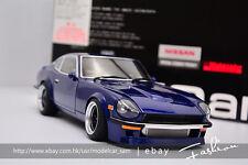 AUTOart 1:18 Nissan Fairlady Z (S30) Wangan Midnight Devil Z Blue