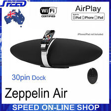 Bowers & Wilkins B&W Zeppelin Air Wireless AirPlay Speaker for iPhone/iPod/iPad