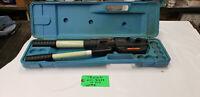Thomas Betts TBM14M 297-31858 14-Ton Hyd Crimp Crimping Tool, NO DIES     lot#2