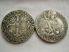 coin Thaler Germany Silesia 1600 commemorative