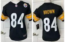 ANTONIO BROWN Pittsburgh Steelers NIKE On Field Football Jersey Sz YOUTH Medium
