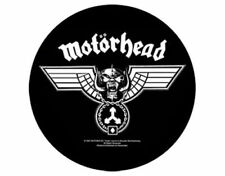 Motorhead Hammered Wings Circular BackPatch - New - Licensed Product