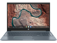 "New HP 15.6"" Chromebook Full HD FHD Touchscreen i5-8250U 8GB RAM 128GB"