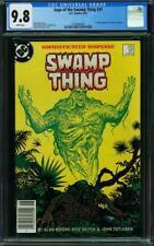 Saga of the Swamp Thing #37 CGC 9.8 DC 1985 1st John Constantine! M3 379 cm