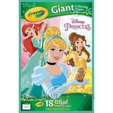 Crayola: Giant Coloring Pages - Disney Princess