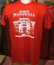 1006-TS Red Commemorative tee shirt (Med to XL)