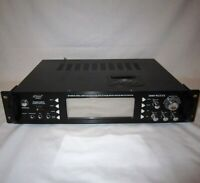 As-Is Pyle Pro P2002ABTI Receiver Hybrid Pre-Amplifier Tuner/Ipod Dock/Bluetooth