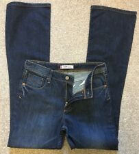 GORGEOUS WOMENS LEVI'S RED TAB 629 BOOTCUT JEANS 30 W 32 L COST £94.99