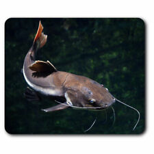 Computer Mouse Mat - Redtail Catfish Fish Fishing Pond Lake Office Gift #24100