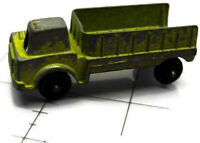 Vintage Tootsietoy Shuttle Truck 1967 Good Condition Die Cast Toy Lime Green