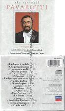 CD--LUCIANO PAVAROTTI- - THE ESSENTIAL PAVAROTTI -
