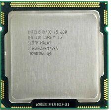 Intel Core i5 680 3.60GHz 4MB 2.5 GT/s SLBTM LGA 1156  Processor