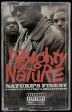 Naughty By nature: Nature's Finest  Greatest Hits(Cassette, 1999, Tommy Boy) NEW