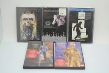 Lot Of 5 Michael Jackson Documentaries DVD Pre-Owned Good
