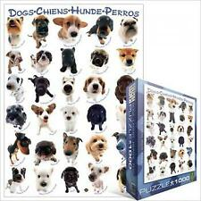 Eurographics Jigsaw Puzzle 1000 Pc- Dogs # 60001510