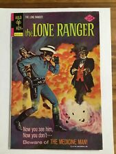 Lone Ranger #23 1975-Gold Key-orignal cover and story