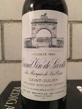 Léoville Las Cases Saint-Julien 1994