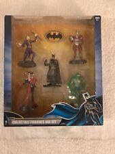 DC Comics Batman Collectible Figurines Box Set - 5 piece