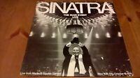 Frank Sinatra – The Main Event (Live) Vinyl LP Album 33rpm 1974 Reprise K54031