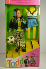 Barbie sister vintage 90's Stacie Party & Play Todd