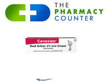 2x Canesten Athlete's Foot Dual Action Cream 15g
