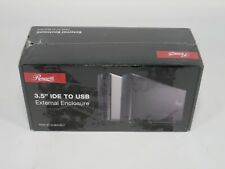 "ROSEWILL 3.5"" IDE TO USB EXTERNAL ENCLOSURE BLACK RX35-AT-IU BLK"