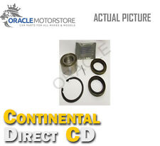 NEW CONTINENTAL DIRECT FRONT WHEEL BEARING KIT OE QUALITY REPLACEMENT - CDK982
