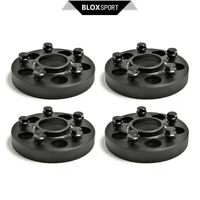 7075T6 Hub Wheel Spacers PCD5x114.3 CB67.1 For Maserati GranTurismo S | 30mm (4)