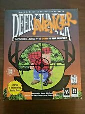 Deer Avenger: A Parody:  Now the Deer Is the Hunter! - PC BIG BOX *SEALED NEW*
