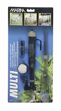 Fluval Marina multi vca fish tank aspirateur aquarium gravel batterie