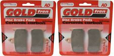 Brake Disc Pads Front Goldfren For Honda CB 1000 FS (SC30) 1995