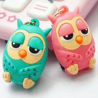 3.5mm Cute Owl Anti Dust Stopper Earphone Jack Plug Cap For iPhone Samsung HI