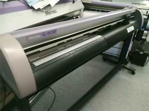 Mimaki CG-160 FX Vinyl Cutter Plotter with registration mark recognition!