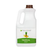 Tea Zone Tropical Syrup (64oz)
