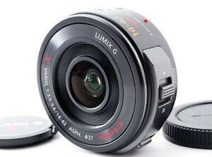 Panasonic 14-42mm f/3.5-5.6 LUMIX G X VARIO lens Black Micro 4/3 [Exc #681233