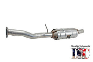 Catalytic Converter   DEC Catalytic Converters   FOR951101T