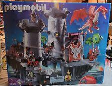 Playmobil 4835 - Great Dragon Castle - sealed box