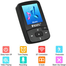 RUIZU X50 Clip Bluetooth 8G Sport Mp3 MP4 Music Player Recorder FM Radio TF K2Q3