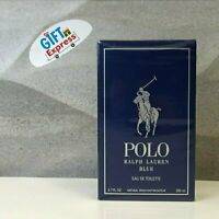 Polo Blue Cologne by Ralph Lauren 6.7 oz EDT Spray for Men New In The Box