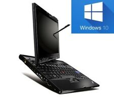 Lenovo x200t ThinkPad - 2gb Tablet PC con pantalla táctil + win10 pro Windows 10