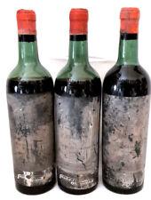 1955 Chateau Le Tertre De Caussan Medoc  3 Flaschen