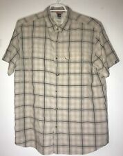 774d21f70 The North Face Plaids & Checks Long Sleeve Cotton Blend Casual ...