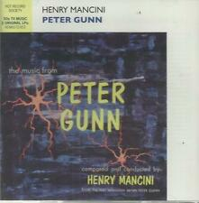 Henry Mancini - Peter Gunn / More Music From Peter Gunn ( Soundtrack CD ) NEW