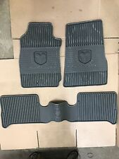 Replacement Factory All-Weather Floor Mats Dodge Dakota OEM Truck Rubber Mat OE